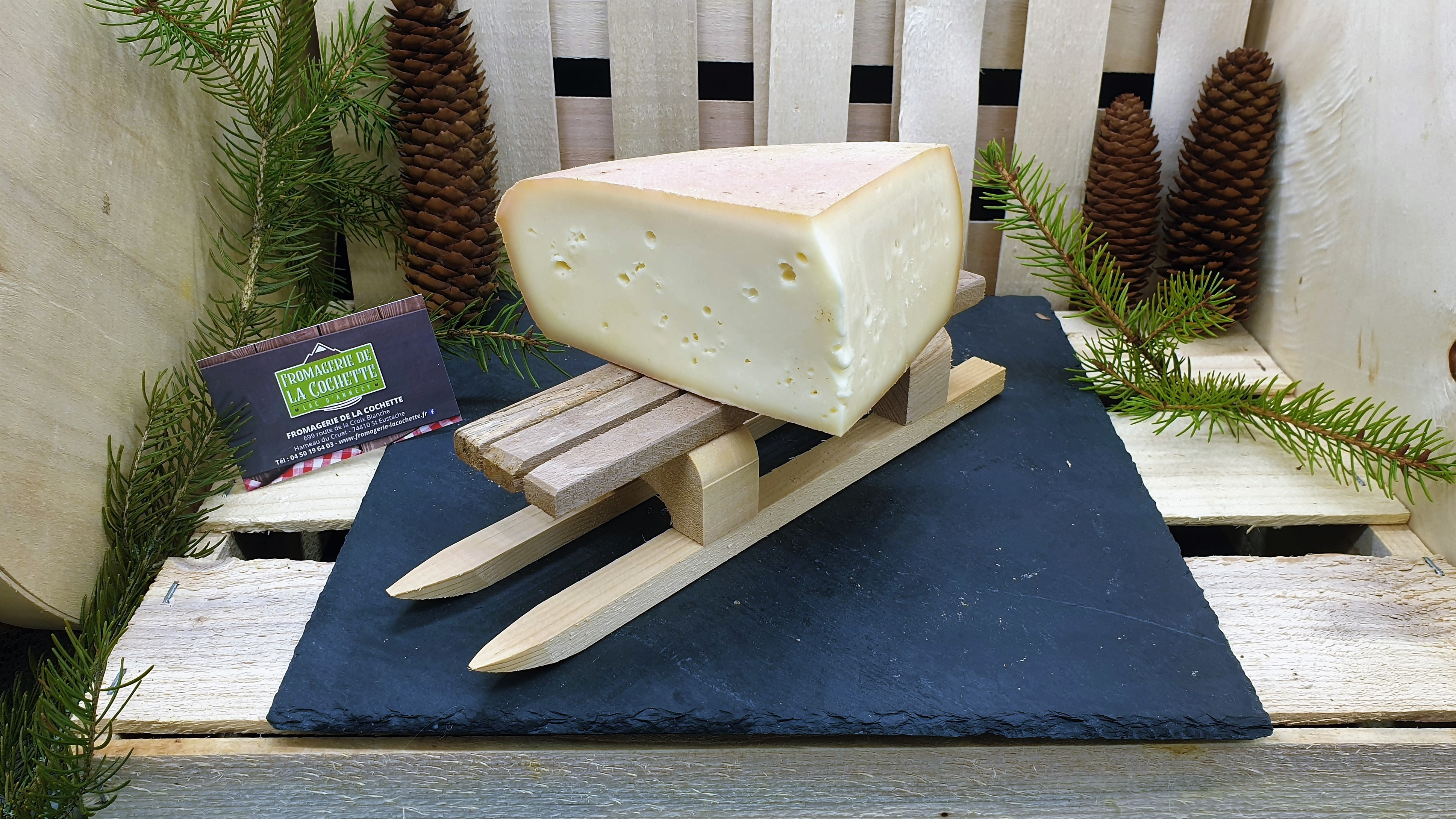 Fromagerie Cochette